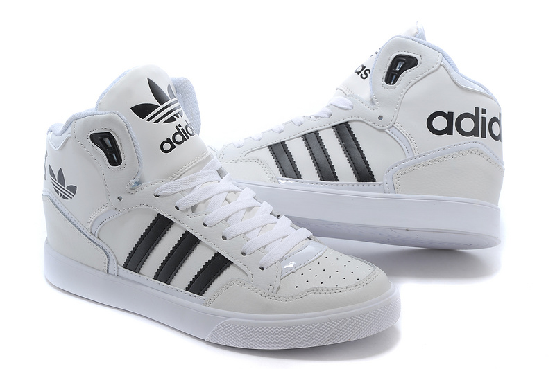 adidas high top sneakers